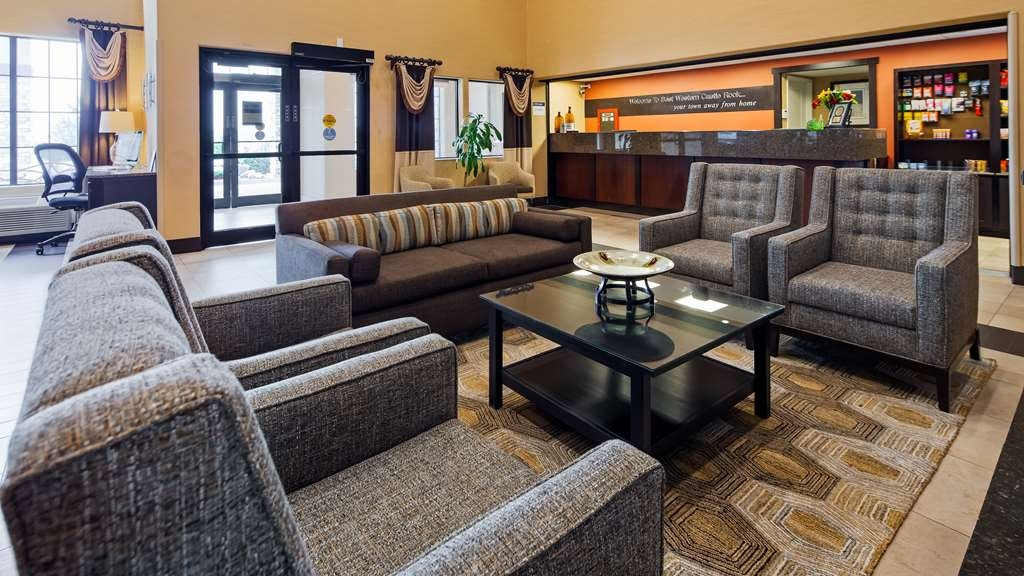 Best Western Plus Castle Rock - Vue du lobby