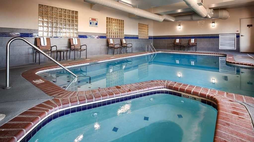 Best Western Plus Gateway Inn & Suites - piscina coperta