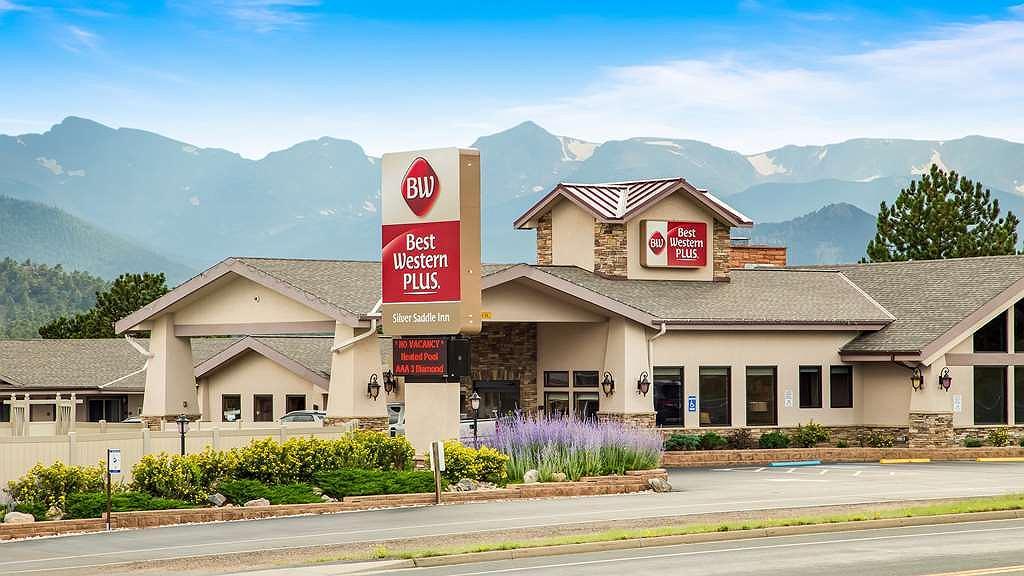 Best Western Plus Silver Saddle Inn - Vista exterior