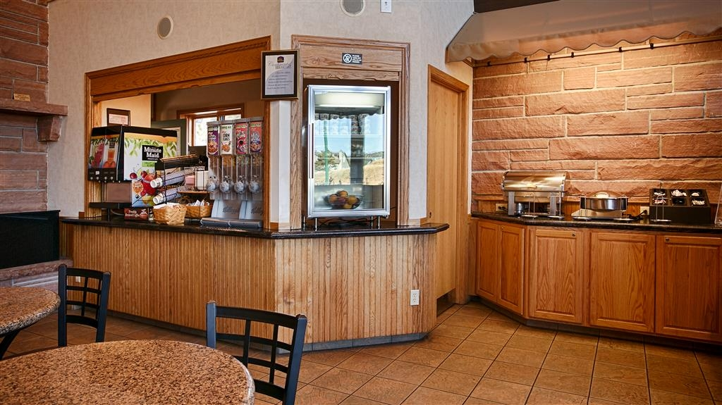 Best Western Plus Silver Saddle Inn - Restaurante/Comedor