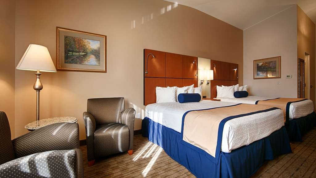 Best Western Plus Silver Saddle Inn - Habitaciones/Alojamientos