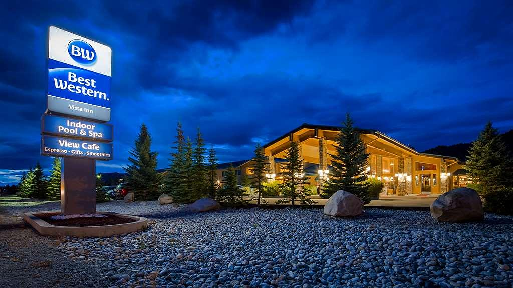 Best Western Vista Inn - Aussenansicht