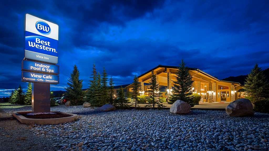 Best Western Vista Inn - Vue extérieure