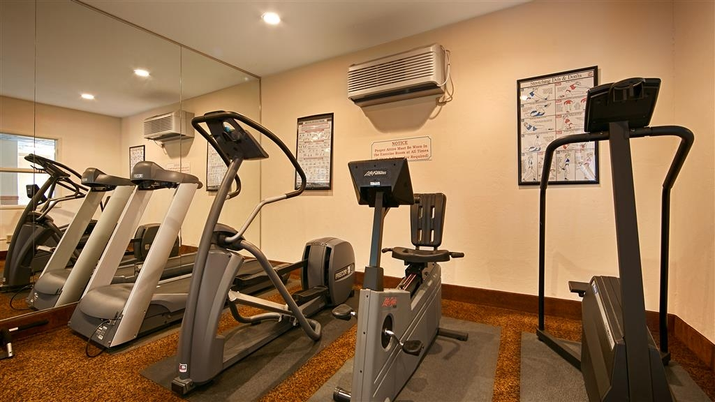 Best Western Vista Inn - Sala fitness