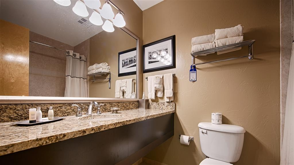 Best Western Vista Inn - Baño