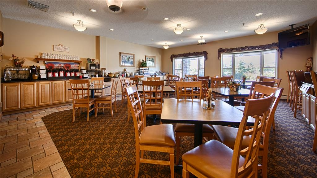 Best Western Vista Inn - Dining Area