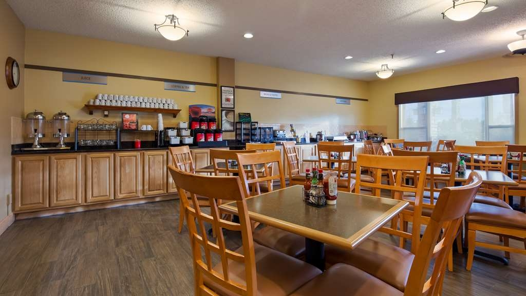 Best Western Vista Inn - Breakfast Area
