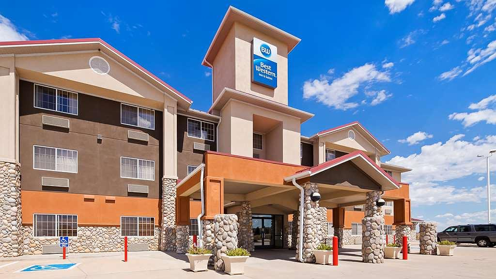 Best Western Firestone Inn & Suites - Vista exterior