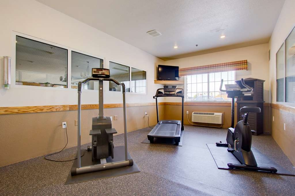 Best Western Firestone Inn & Suites - Area fitness