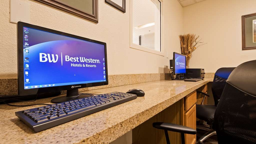 Best Western Firestone Inn & Suites - affari-centro