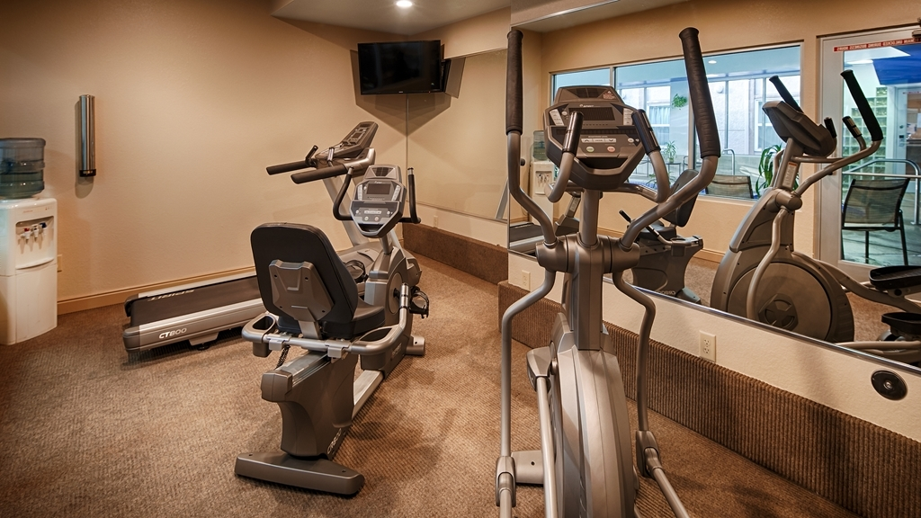 Best Western Executive Inn & Suites - Sala fitness