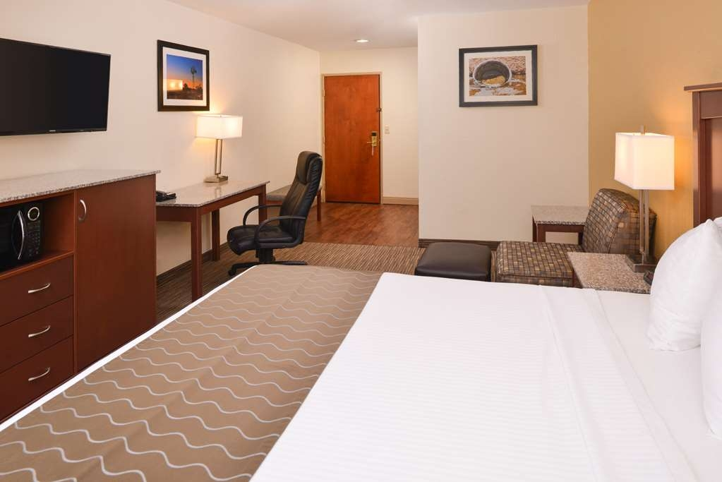 Best Western Executive Inn & Suites - Camere / sistemazione