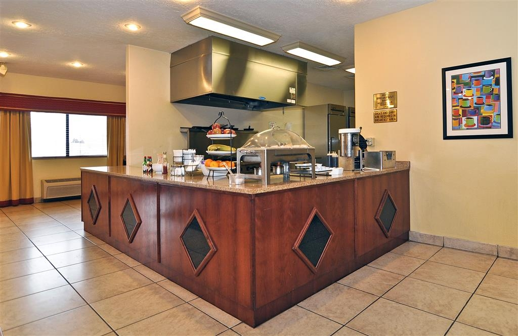 Best Western Plus Eagleridge Inn & Suites - Area colazione