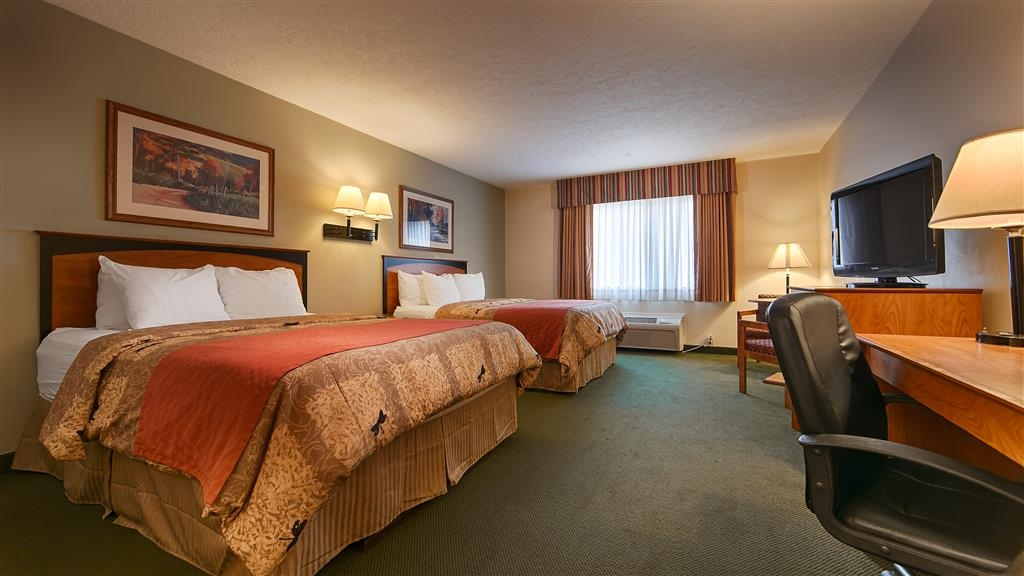 Best Western Plus Eagleridge Inn & Suites - Camere / sistemazione