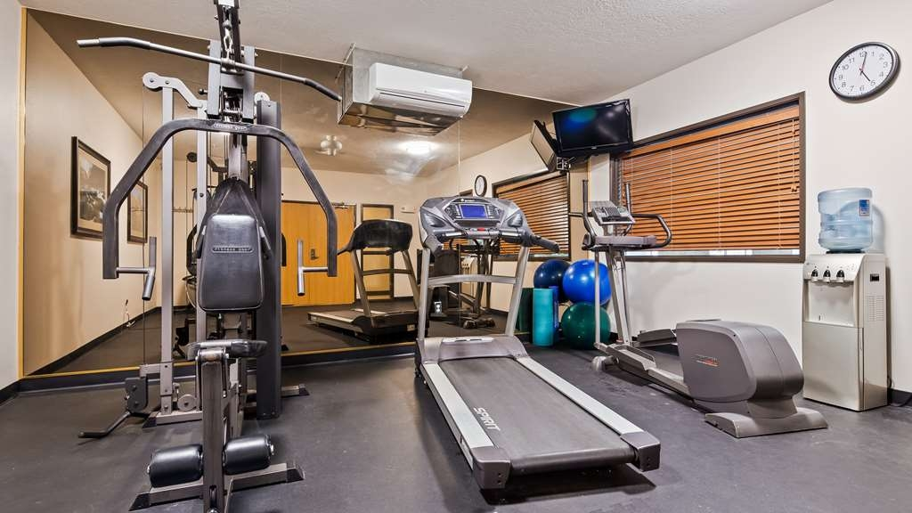 Best Western Plus Eagleridge Inn & Suites - Fitnessstudio