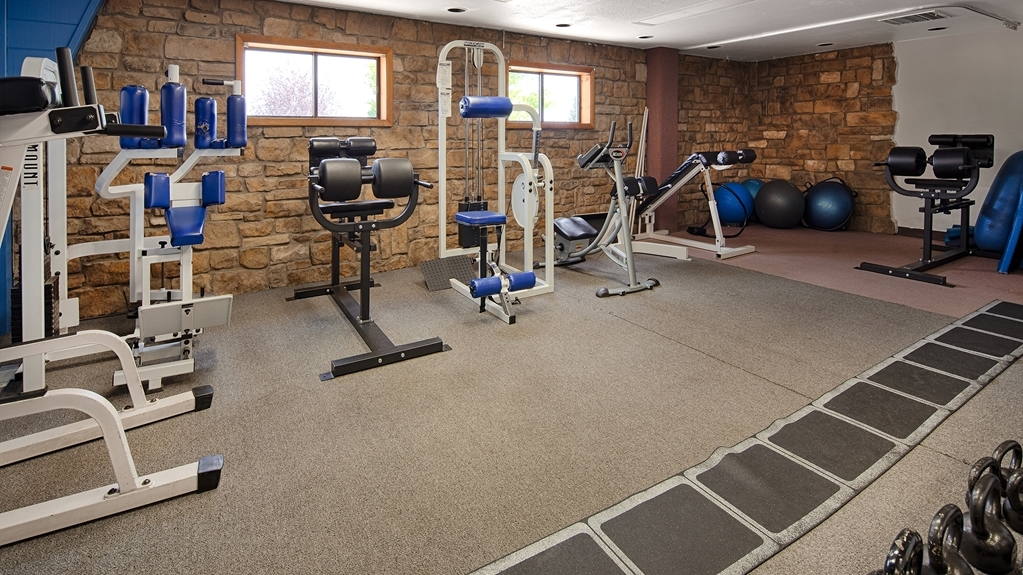 Best Western Plus Deer Park Hotel and Suites - Fitness Center
