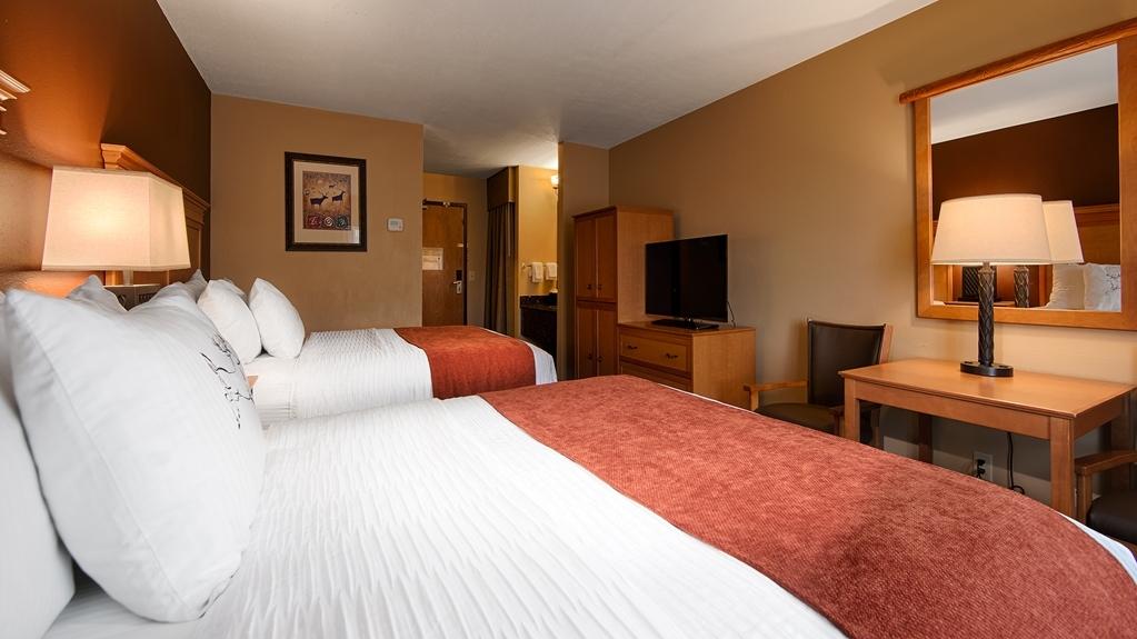 Best Western Plus Deer Park Hotel and Suites - Chambres / Logements