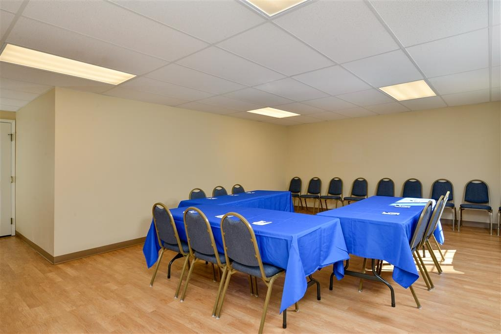 Best Western Denver Southwest - Our space set up for a business meeting.