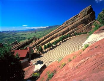Best Western Denver Southwest - Take in a summer concert at the Red Rocks Amphitheater is just a short 10 minute drive from our front door!