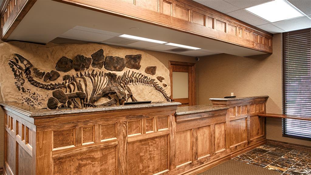 Best Western Denver Southwest - Front Desk
