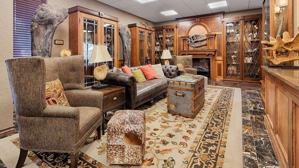 Best Western Denver Southwest - Lobby Seatting