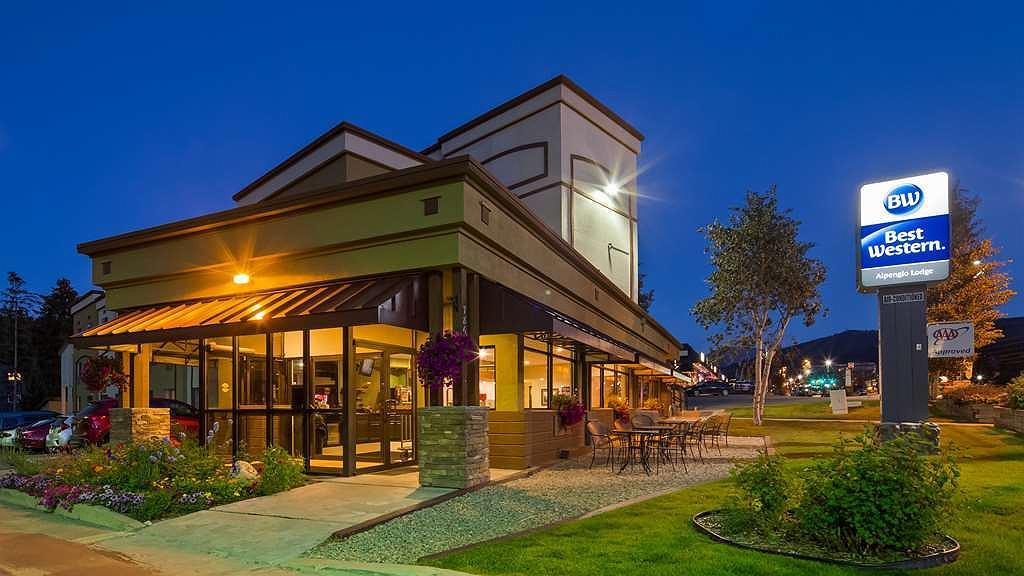 Best Western Alpenglo Lodge - Vista exterior