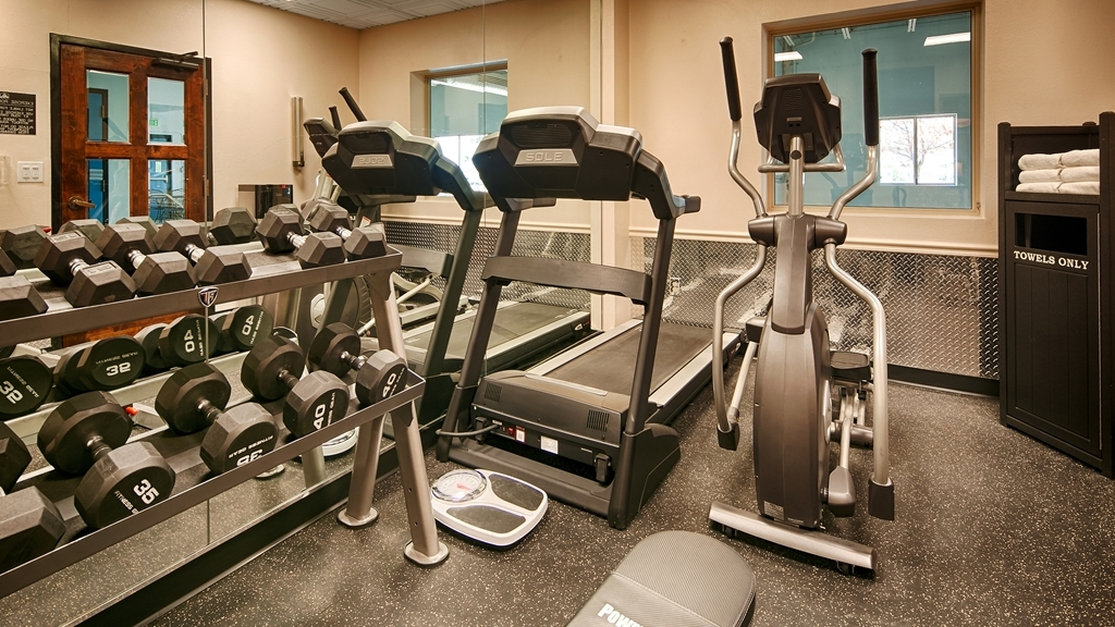 Best Western Brighton Inn - Sala fitness