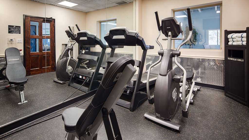 Best Western Brighton Inn - Fitness Center