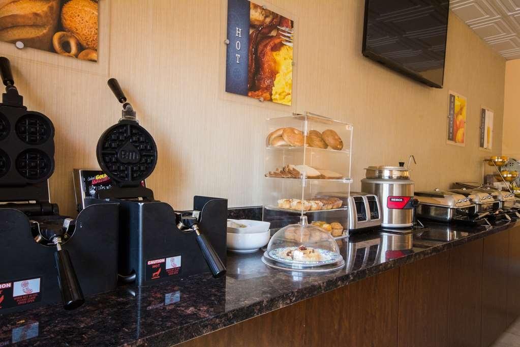Best Western Brighton Inn - Desayuno Buffet
