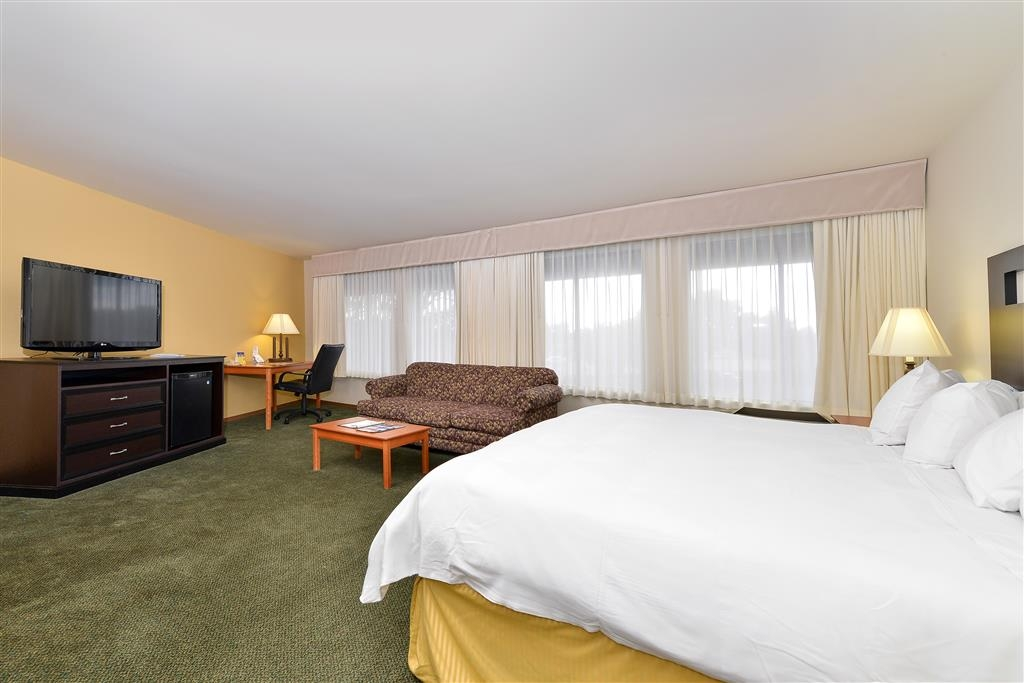 Best Western Plus Plaza Hotel - Junior Suite