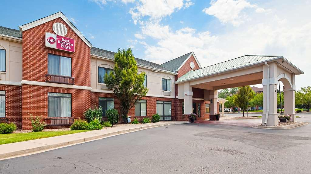 Best Western Plus Louisville Inn & Suites - Area esterna