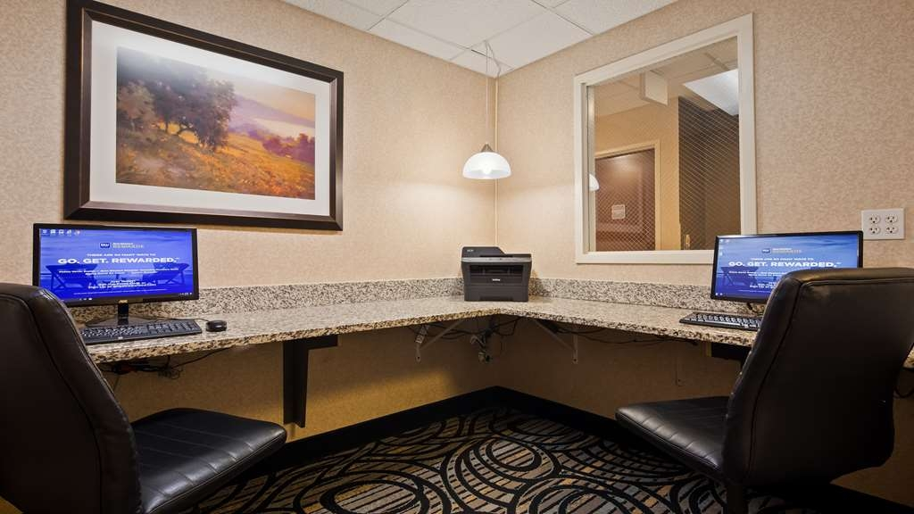 Best Western Plus Louisville Inn & Suites - centre des affaires