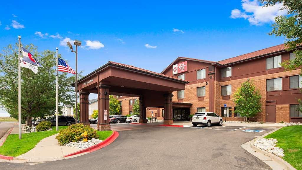 Best Western Plus Denver International Airport Inn & Suites - Area esterna