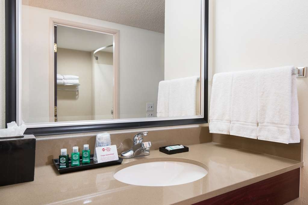 Best Western Plus Denver International Airport Inn & Suites - Salle de bain