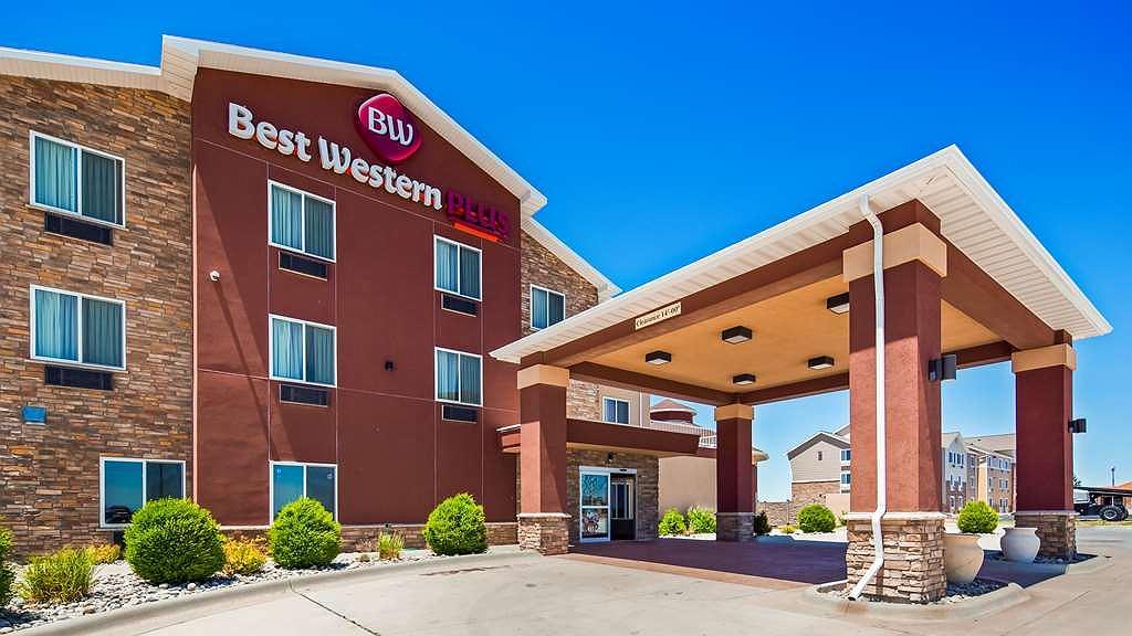 Best Western Plus Carousel Inn & Suites - Area esterna