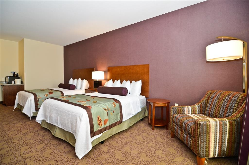 Best Western Plus Carousel Inn & Suites - Chambre