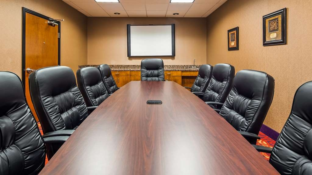 Best Western Plus Carousel Inn & Suites - Meeting Room