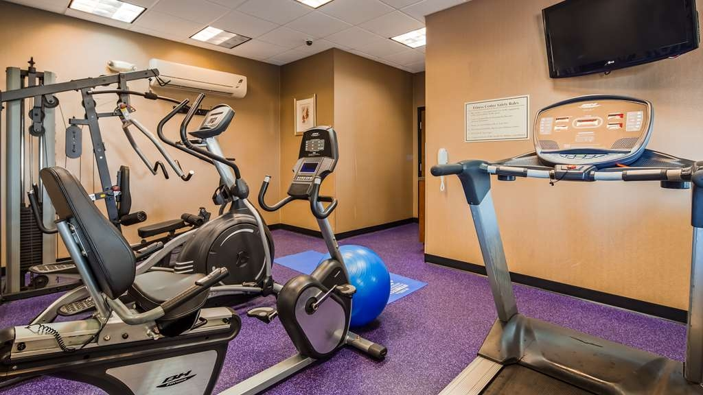 Best Western Plus Carousel Inn & Suites - Fitnessstudio