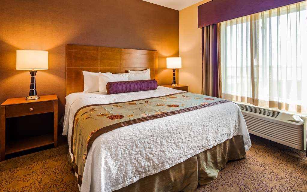 Best Western Plus Carousel Inn & Suites - Single King Room