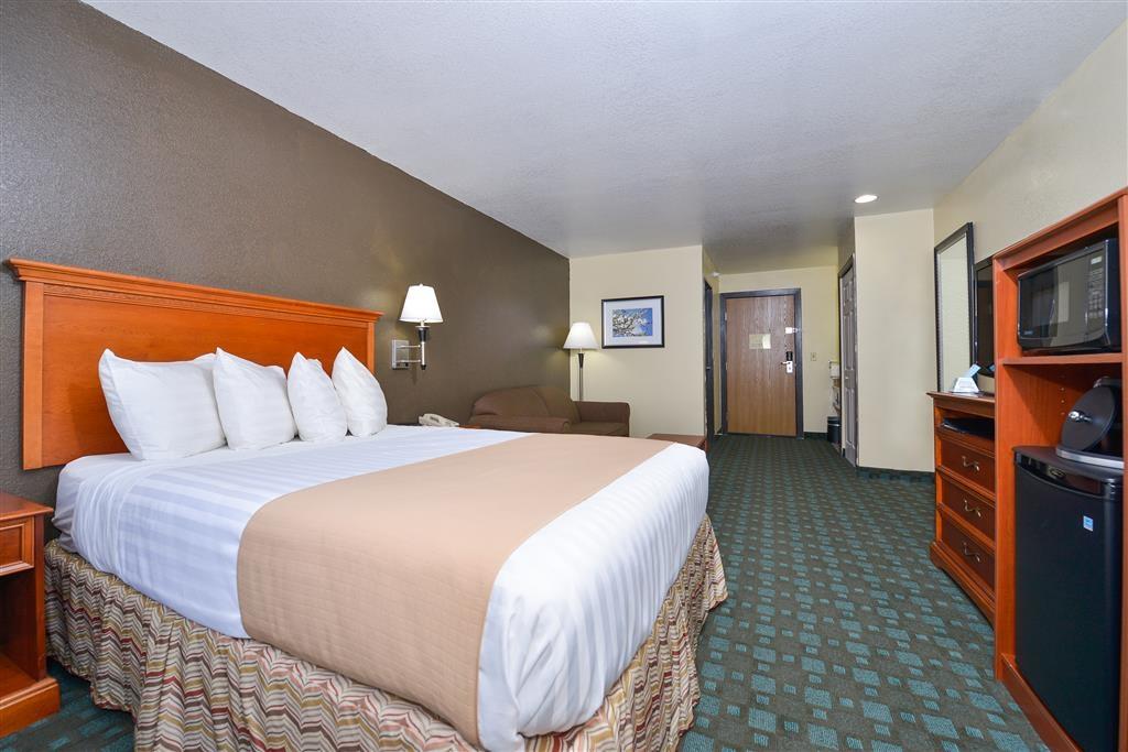 Best Western Canon City - Queen Bed Guest Room