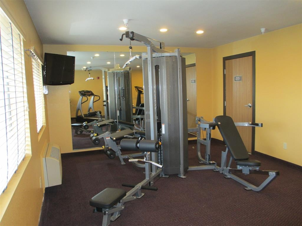 Best Western Canon City - Sala fitness