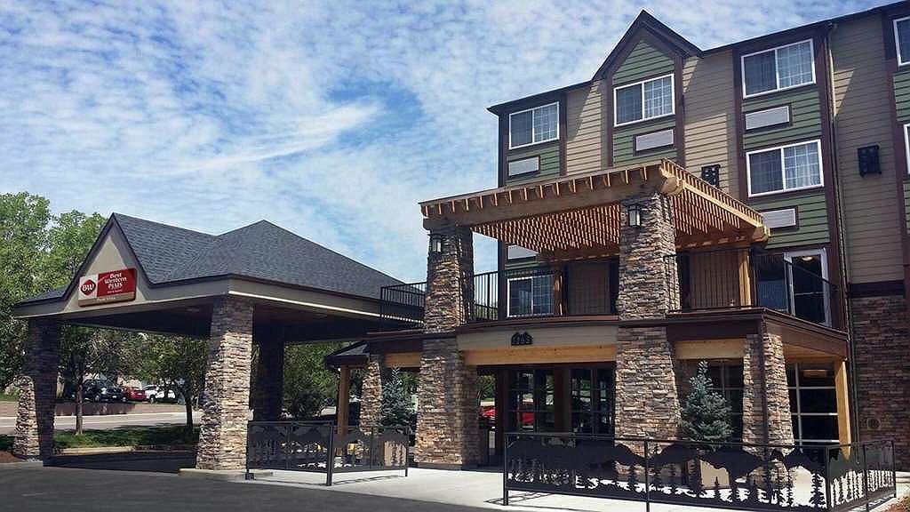 Best Western Plus Peak Vista Inn & Suites - Area esterna