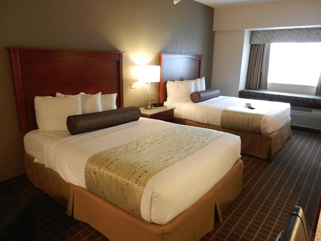 Best Western Plus Peak Vista Inn & Suites - All of our guest rooms are newly renovated!