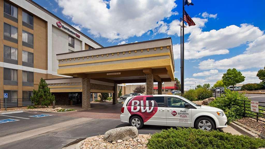 Best Western Plus Denver Tech Center Hotel - Aussenansicht