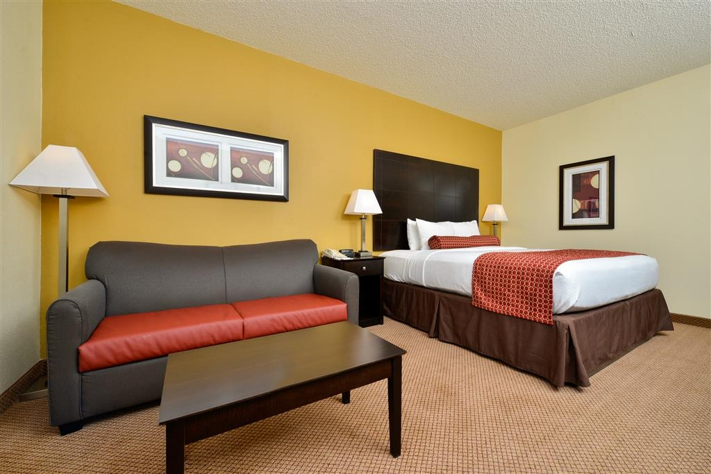 Best Western Plus Denver Tech Center Hotel - Habitaciones/Alojamientos