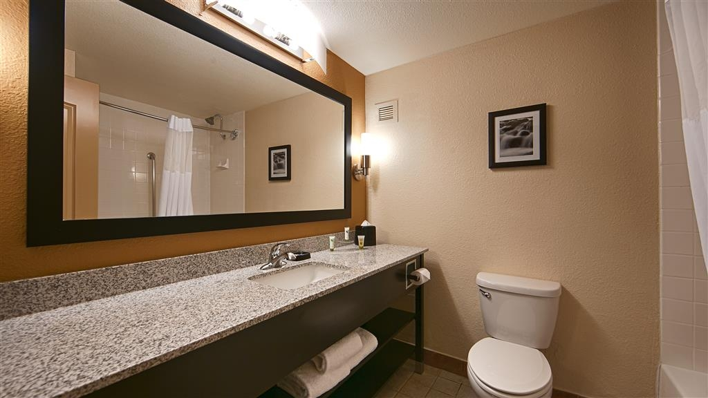 Best Western Plus Denver Tech Center Hotel - Baño