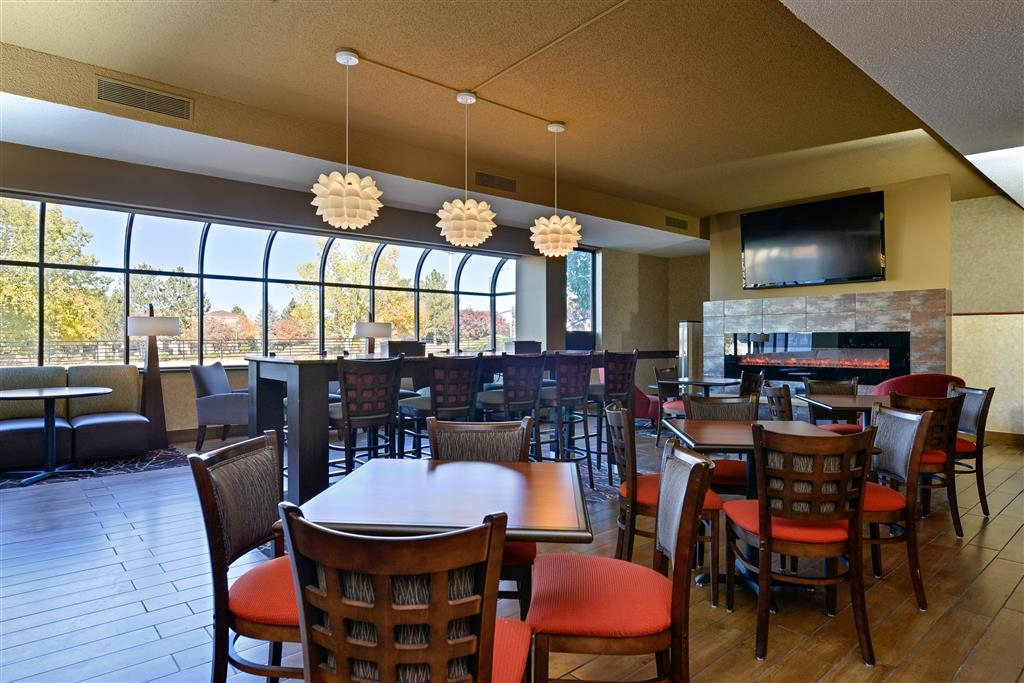 Best Western Plus Denver Tech Center Hotel - Restaurante/Comedor