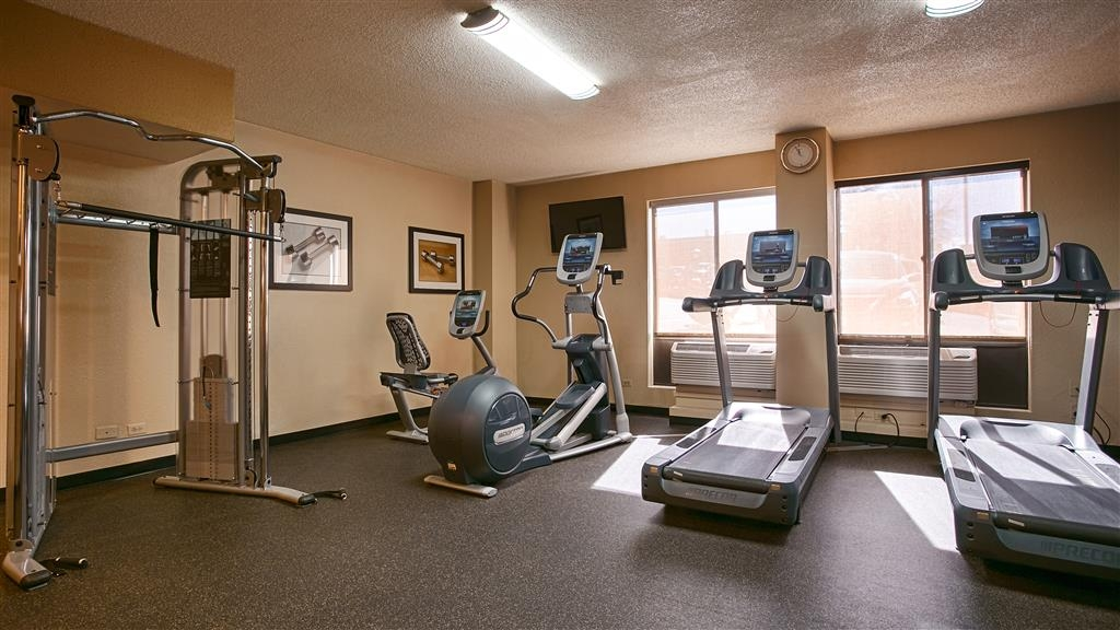 Best Western Plus Denver Tech Center Hotel - Centro fitness