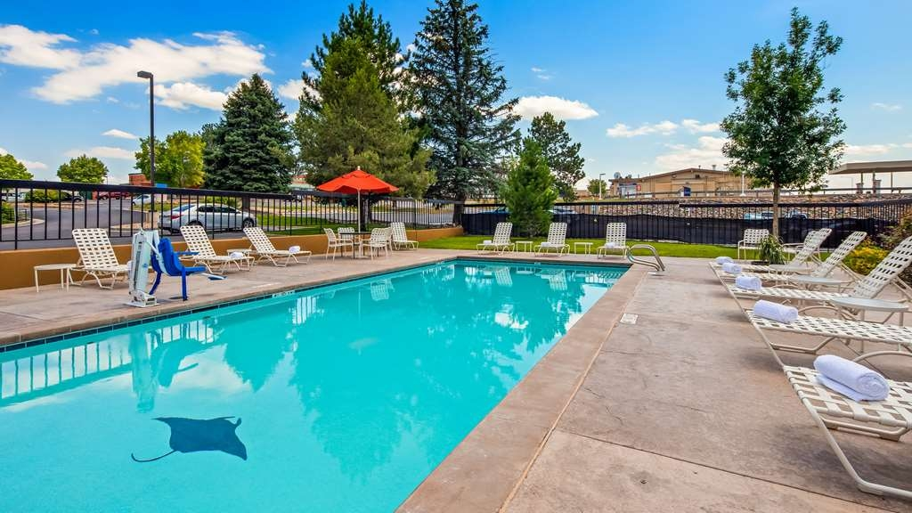 Best Western Plus Denver Tech Center Hotel - Piscina