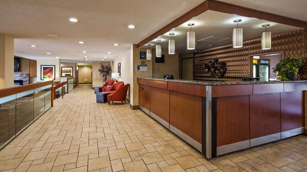 Best Western Plus Denver Tech Center Hotel - Vue du lobby